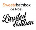 sweety Bath Box de Noel 15,91€ (10 à 15 bains )
