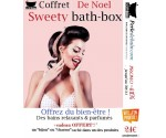 Coffret De Noel Sweety bath-box │24€